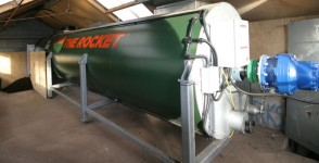 Rocket Composter A1200