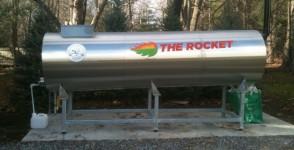 Rocket Composter A900