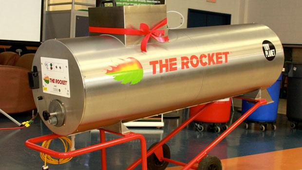 Rocket Composter A500