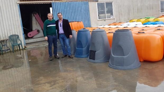 Garden King 220/330Lt Composting Bin