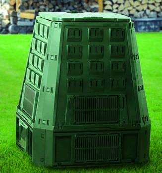 EVOGREEN 400/600/800Lt Garden Composter Bin