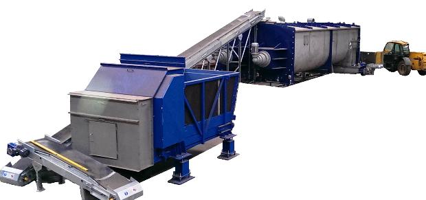 Rocket Composter B2500