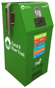 Green Bin - Canal River Trust