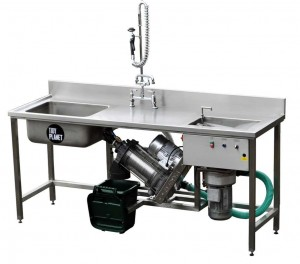 Dehydra Bench with Sink 2013