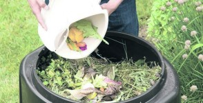 Home Composting in Vrilissia !