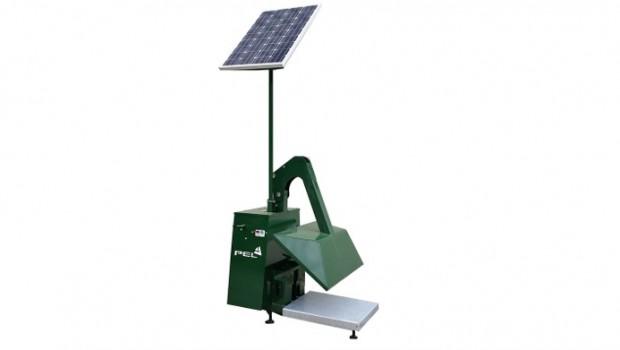 Solar Bin Compactor 660/1100