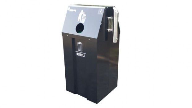Smart City Solar Bin IOT