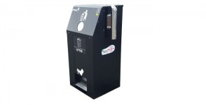 Smart City Solar Bin 120Lt
