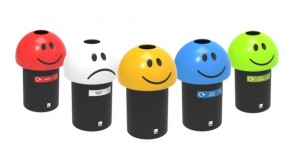 Recycling bin Emoji