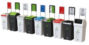 Recycling bin Envirobin 100