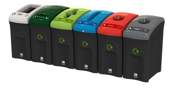 Κάδος Ανακύκλωσης Envirobin Mini