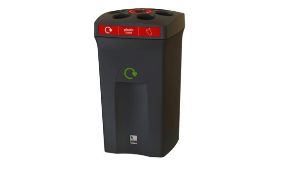 Recycling bin Envirocup