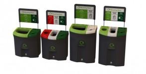 Recycling bin Meridian