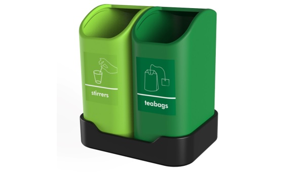 Recycling bin Tiny-Tidy