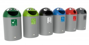 Recycling bin Buddy75
