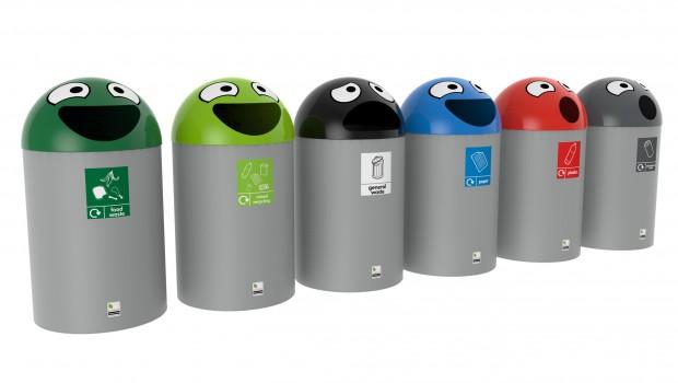 Recycling bin Buddy75