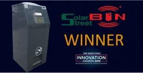 Innovation Award for Solar Street Bin