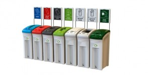 Κάδος Ανακύκλωσης Envirobin Midi
