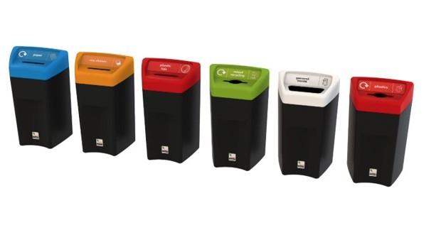 Recycling bin Enviropod